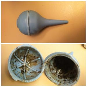 Ever wonder what's lurking inside that neti pot you've had in your medicine cabinet for the last couple years?