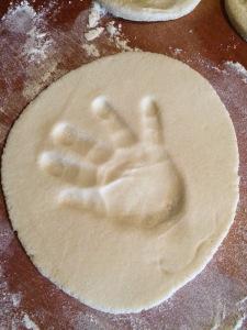 Make an imprint
