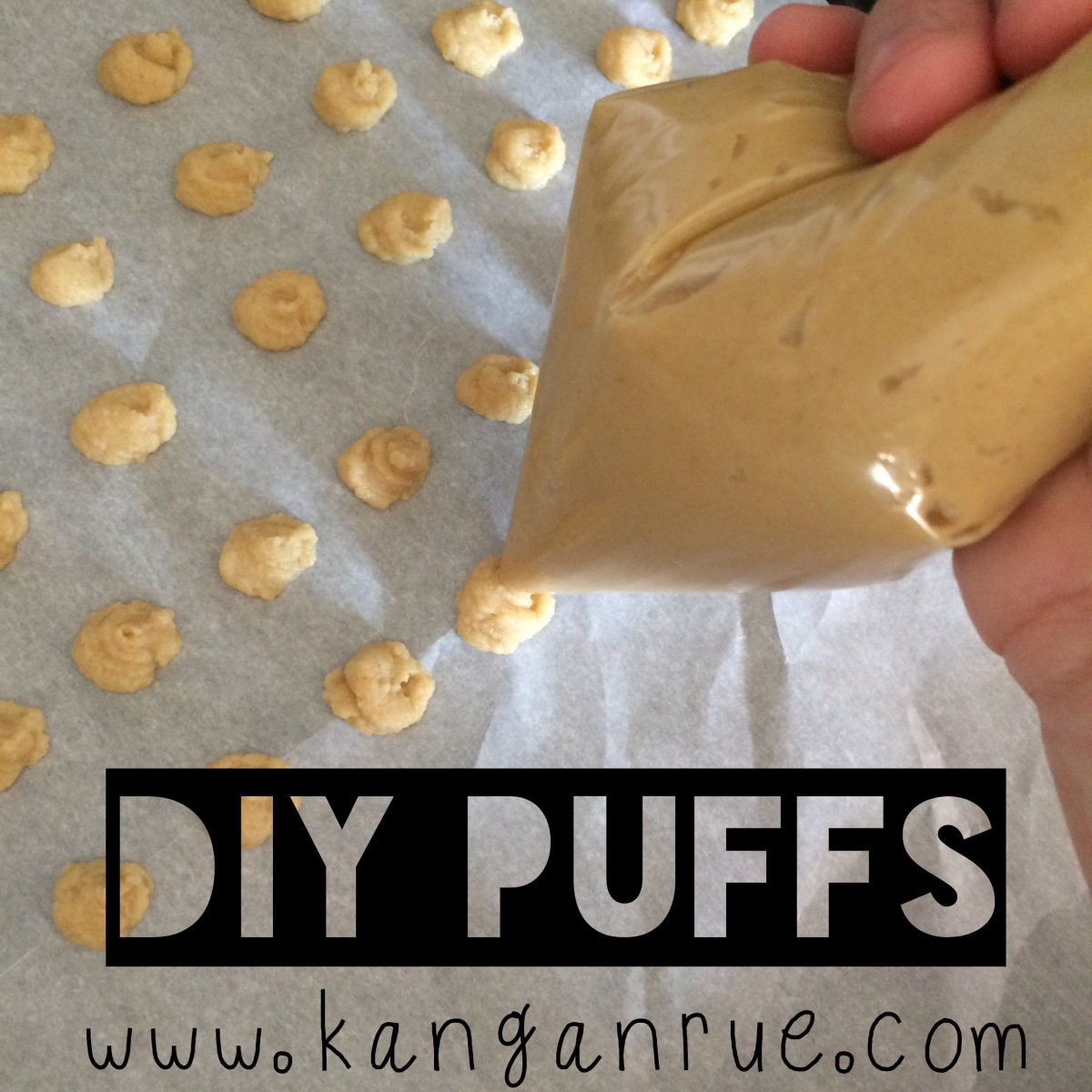 DIY Baby Puffs Recipe